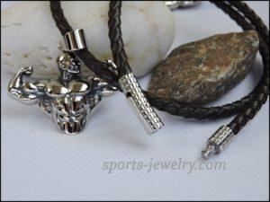 Bodybuilding jewelry