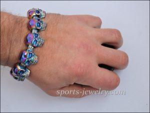 Fitness jewelry Bodybuilding gift