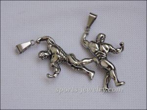 Fitness jewelry Bodybuilding gift ideas