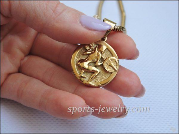 Fitness jewelry Gym chain