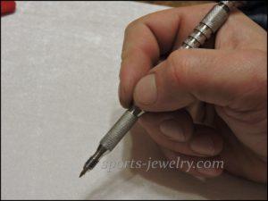 Tactical pen steel