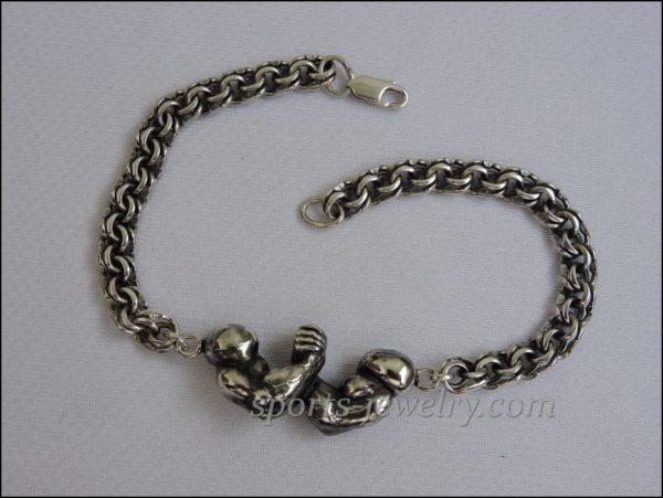 Arm wrestling bracelet Fitness gifts for men