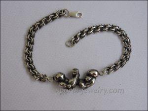 Arm wrestling bracelet Sports gift