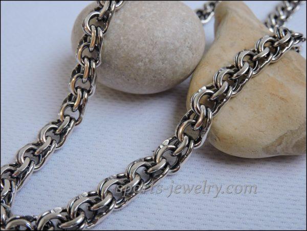 Bismarck chain Sports jewelry