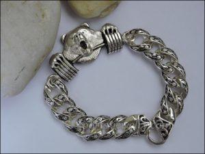 Bracelet bear photo