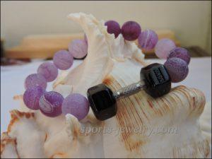Bracelet dumbbell Fitness gift