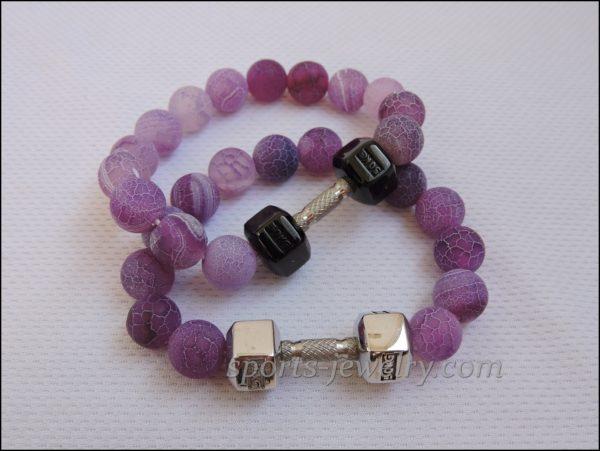 Bracelet dumbbell Powerlifting gift