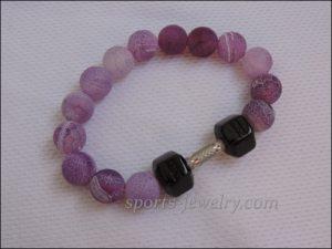 Bracelet dumbbell Sports bracelets for men