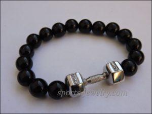 Bracelet dumbbell Sports bracelets for women