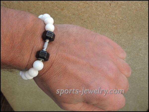 Crossfit jewelry Fitness jewelry bracelet