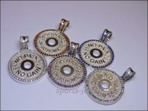 Crossfit jewelry Fitness jewelry photo