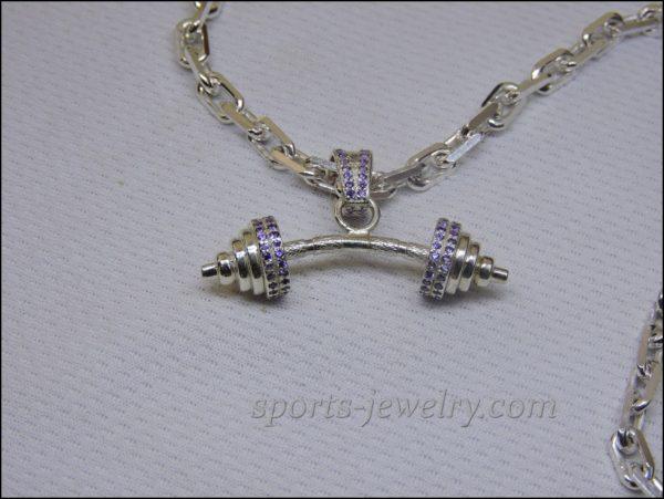 Fitness jewelry Fitness motivation girls