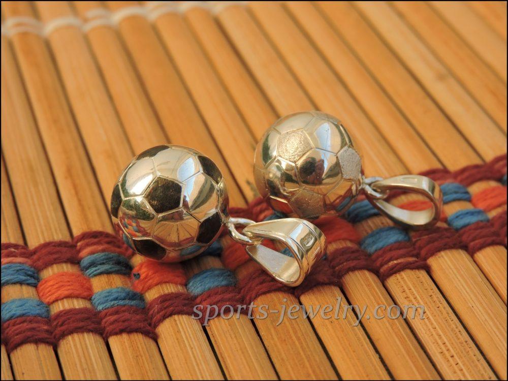 Football ball pendant jewelry