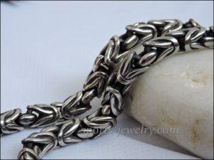 Foxtail chain photo