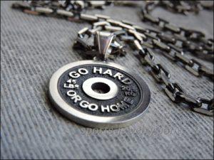Gift ideas for a coach Bodybuilding pendant