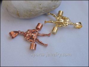 Gym necklace photo 05