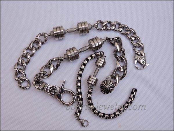 Mens sports bracelets jewelry