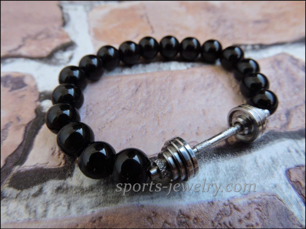 Sports bracelets for women Bracelet dumbbell