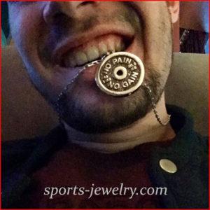 Sports jewelry photo