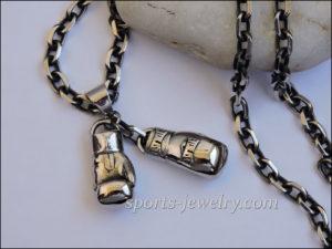 Necklace box Glove necklace