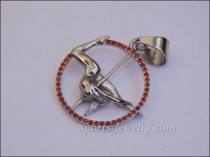 Pole dancing Fitness jewelry