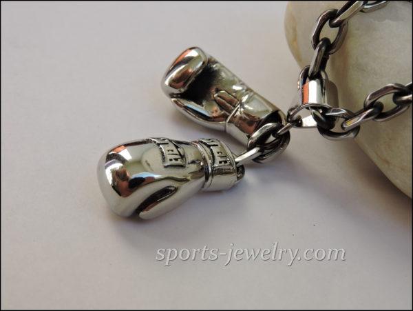 Silver Necklace box