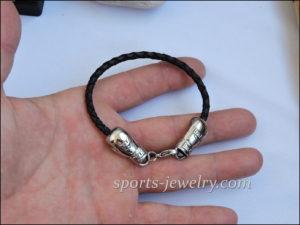 Boxing bracelet Glove jewellery