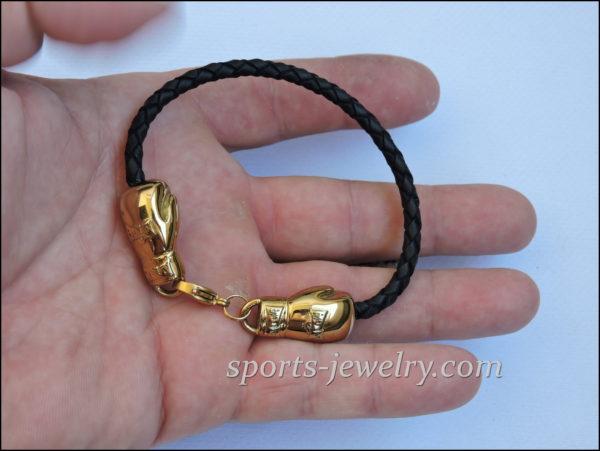 Boxing bracelet Glove necklace
