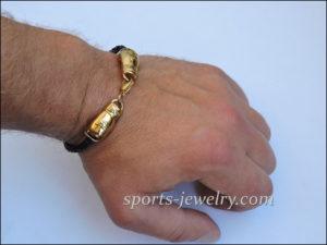 Boxing glove bracelet Glove necklace