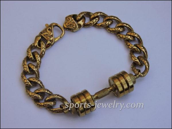 Bracelet dumbbell Workout bracelets