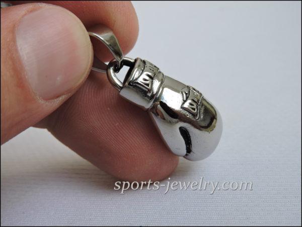 Jewelry gloves Glove pendant