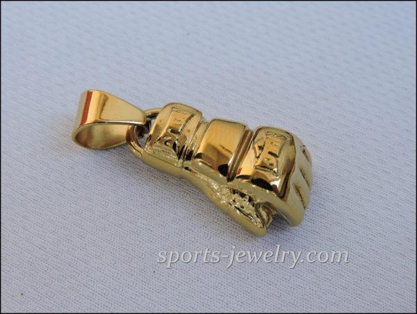 Mma jewelry gold