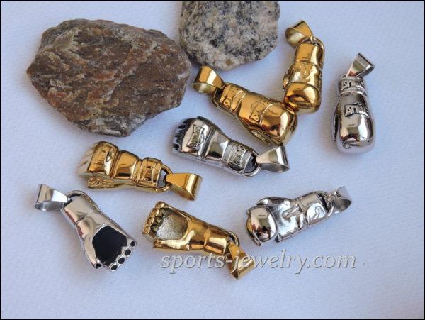 Ufc necklace Glove necklace Mma jewelry Jewelry gloves