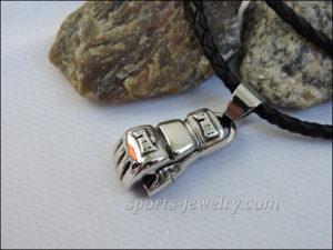 Ufc necklace Mma gol jewelry