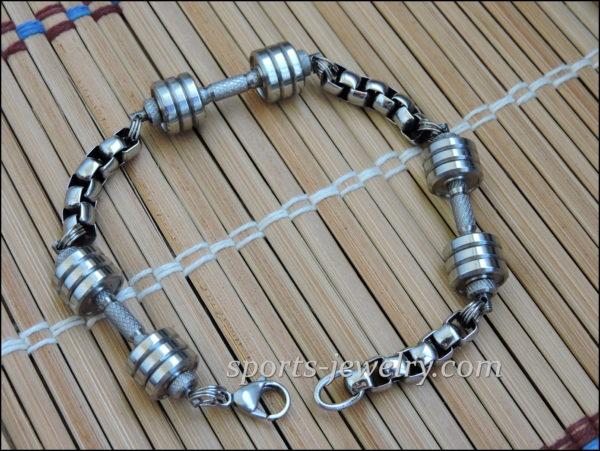 Weight lifting bracelets Bodybuilding bracelet