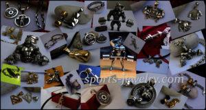 Fitness gift, Bodybuilding gift, Fitness jewelry, Crossfit Gym chainjewelry, Sports keychain, Sports pendants