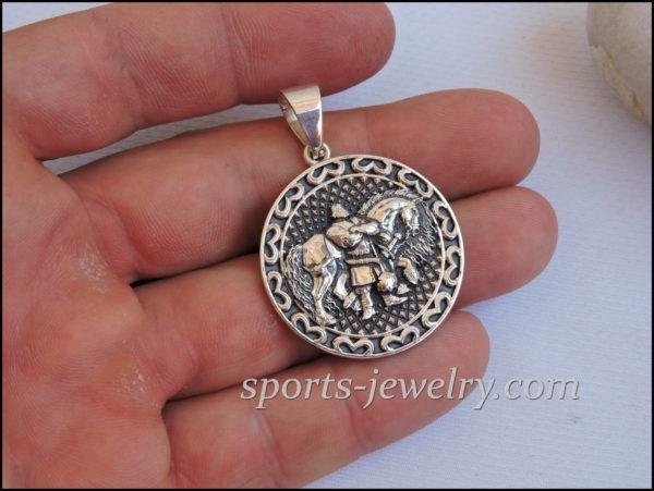 Bogatyr pendant