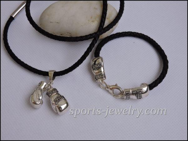 Jewelry gloves Sports bracelets for men