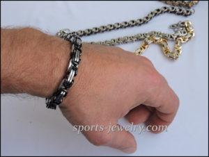 Beautiful Stainless steel bracelet photo