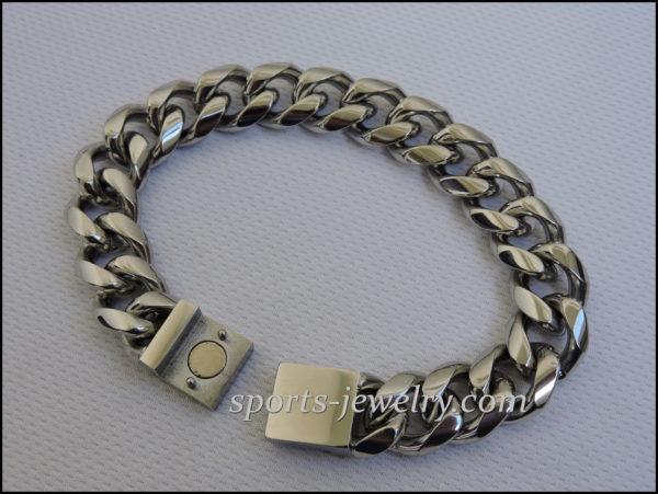 Big Stainless steel bracelet buy