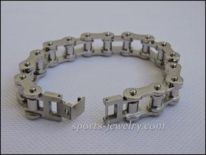 Motorcycle chain bracelet Men's