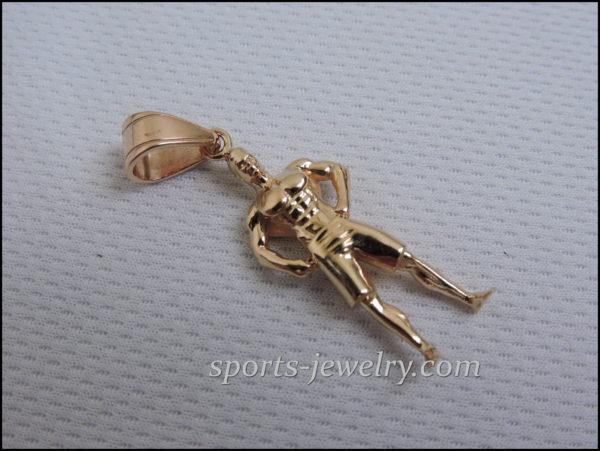 Pendant Gym jewelry
