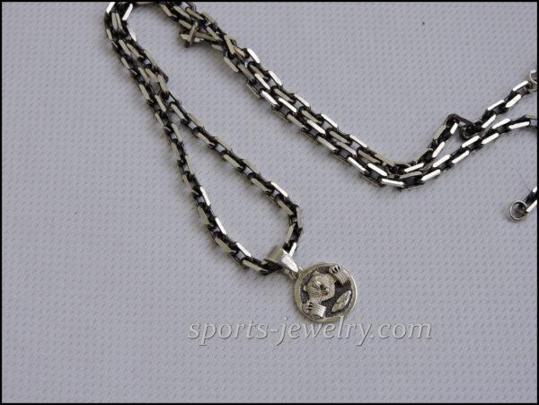 Sport jewelry Charm bear