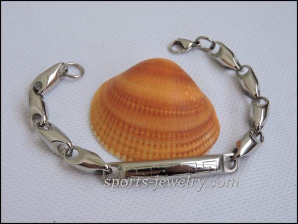 Stainless steel Women's bracelet