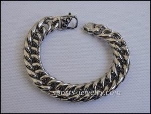 Stainless steel bracelet Big