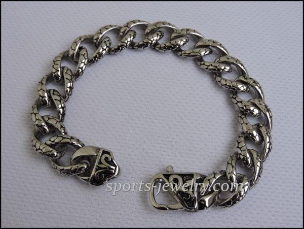 Stainless steel bracelet Gifts for men