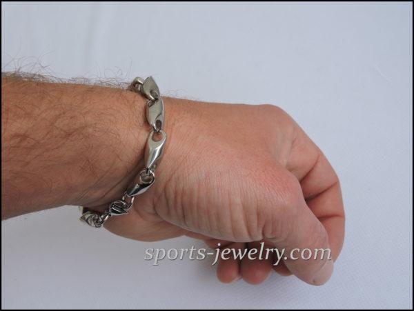 Stainless steel bracelet Men