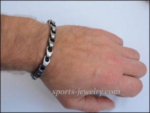 Stainless steel bracelet Men's buy
