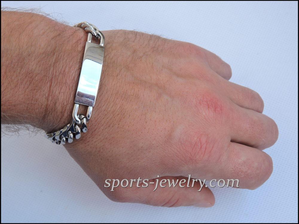 Stainless steel bracelets hg