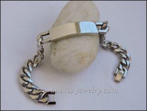Stainless steel bracelets hk